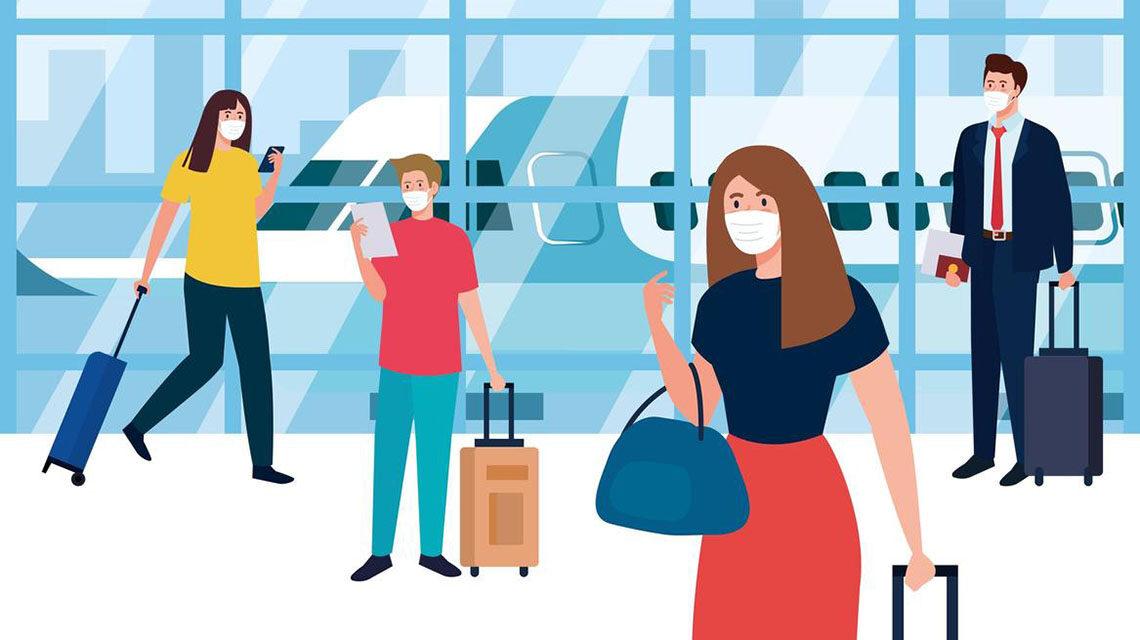 Правила поведения в аэропорту